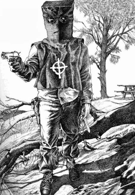Robert Graysmith sketch