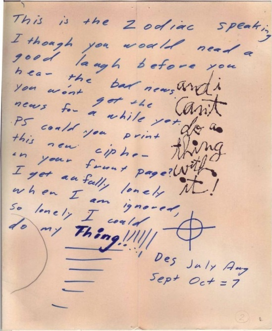 Zodiac_DrippingPenCard_November_8_1969
